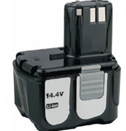Power Tool Battery GD-HIT-14.4 Fits Hitachi DS14DAF2, DS14DMR, DS14DV